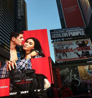Madison Beer and Jack Gilinsky American Eagle Campaign