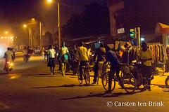 Korhogo night (10b travelling / Carsten ten Brink) Tags: 10btravelling 2018 africa africaine african afrika afrique carstentenbrink cotedivoire elfenbeinkueste iptcbasic ivorian ivorycoast korhogo senoufo senufo westafrica africain cmtb ivoirien ivoirienne night north tenbrink