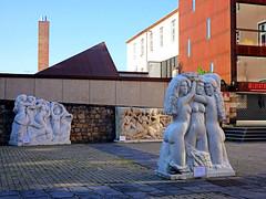 Sculptures de Jean  CHAUCHARD (Raymonde Contensous) Tags: sculptures art jeanchauchard exposition issoire puydedôme auvergne