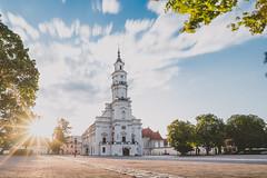 Kaunas town hall | Lithuania #219/365