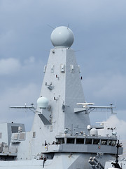 M2113985 E-M1ii 300mm iso400 f5.6 1_1600s (Mel Stephens) Tags: 20180811 201808 2018 q3 3x4 tall olympus mzuiko mft microfourthirds m43 300mm pro omd em1ii ii mirrorless torry uk scotland aberdeen coast coastal transport boat ship hms diamond military royal navy destroyer
