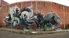 Avoid / BIY - 8 aug 2018 (Ferdinand 'Ferre' Feys) Tags: gent ghent gand belgium belgique belgië streetart artdelarue graffitiart graffiti graff urbanart urbanarte arteurbano ferdinandfeys