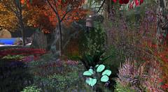 Flowery Seaside (G. Inc.) Tags: seocndlife seaside sl lindenlab 3d rendering landscape render virtualworld metaverse