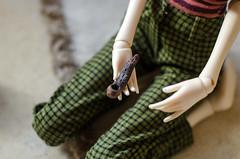 pottery workshop (Suliveyn) Tags: pottery ceramic boho etnica bjd doll mini super dollfie dollchateau