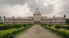 Rajbari (Debatra) Tags: coochbehar koch kochbihar india westbengal northbengal palace rajbari architecture renaissance nikon nikkor building d3300 skyporn sky