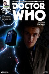 Issue 102 (Crestfall Photography) Tags: doctorwho cosplay comicbook photography scifi