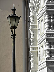 Alexander Nevsky Cathedral (RobertLx) Tags: religion lamppost entrance wall orthodox church christian alexandernevskycathedral cathedral tallinn estonia baltic europe easterneurope detail architecture building eesti