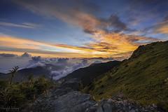 _DSC1720-1 (Hong Yu Wang) Tags: sony a73 a7iii a7m3 1224g 合歡山 落日 夕陽 sunset taiwan mthehuan