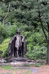 Philadelphia, PA - Fairmount Park East - The Pilgrim (jrozwado) Tags: northamerica usa pennsylvania philadelphia fairmountpark park statue thepilgrim