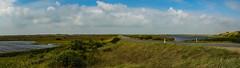 Hvide Sande (Johnny H G) Tags: water sky clouds hvidesande johnnyhg fujifilm landscape travelphotography jylland denmark danmark