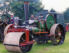 Aveling & Porter Steam Roller (SR Photos Torksey) Tags: steam transport traction engine rally show vehicle vintage aveling porter roller