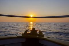 Sonnenuntergang an der Adria... (milance1965) Tags: sonne see kroatien canon 5d 5dmk2