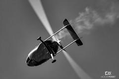 57-my Gyrocopters Team / Świdnik Air Festival (koszkin) Tags: świdnik autogyro spotters canon poland bw