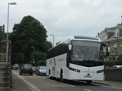 Photo of The Travellers Choice Of Carnforth, Lancashire PO16LZL At Bodmin General Station, Cornwall