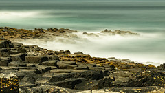 Giant's Causeway (ianbonnell) Tags: giantscauseway northernireland ireland seascape antrim antrimcoast ulster longexposure coast coastal rockformation