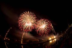_DSC4994bab2d (lexlupus) Tags: fireworks feuerwerk bodenwerder weserbrennt fisheye lichterfestbodenwerder