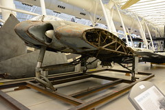 NASM_0302 Horten Ho 229 V3 jet flying wing (kurtsj00) Tags: nationalairandspacemuseum nasm smithsonian udvarhazy horten ho 229 v3 jet flying wing