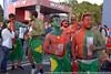 Portuguese fans (maxilla-k) Tags: moscow soccer футбол москва креатив пиво девушка