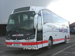 Bus Eireann VG7 (04D59753). (Fred Dean Jnr) Tags: dublin april2005 broadstonedepotdublin broadstone buseireannbroadstonedepot buseireann volvo b12b sunsundegui sideral vg7 04d59753 eurolines