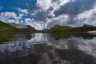 Lac de l'Eychassier-Queyras