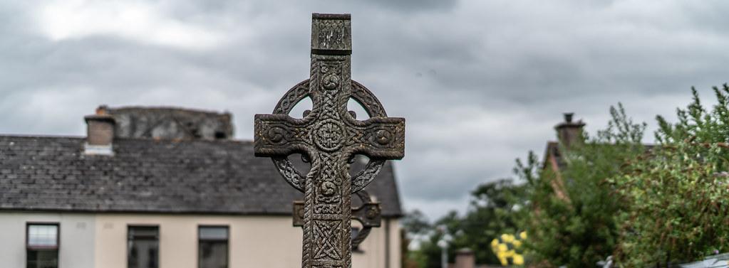 OLD CHURCHYARD KNOWN AS ST. JOHN'S [DUBLIN ROAD KILKENNY]-142908