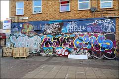 Time / Make / Ceas (Alex Ellison) Tags: time make osv ceas southlondon urban graffiti graff boobs