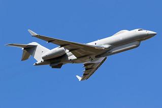 ZJ692 / Royal Air Force / Bombardier Sentinel R.1