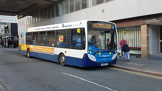 Stagecoach South Shields: NK11 BFO/27727