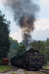 Until Next Time (nrvtrains) Tags: westvirginia cass logging cassscenicrailway shay steam unitedstates us