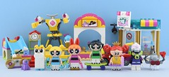 LEGO 41287 - 41288 Powerpuff Girls😃