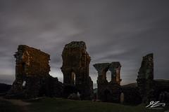 Horsemen (TVZ Photography) Tags: corfecastle corfe dorset castle ruins scenic landscape cloud night evening longexposure sonya7riii zeiss loxia 21mm southwest