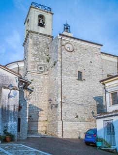 Greci (AV), 2018, Chiesa di San Bartolomeo.