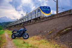 俺 の XSR900 - 2 (Cheng-Xun Yang) Tags: xsr900 yamaha xsr mtm850 バイク ヤマハ motorcycles