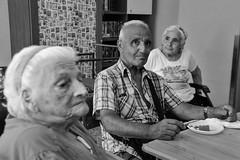 Istituto Giovanni XXIII (Claudia Celli Simi) Tags: istitutogiovannixxiii bw bn biancoenero blackandwhite ritratti ritratto volti anziani vecchi comunitàsantegidio contrasto monocromo monocrhome viterbo
