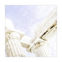 9997hb  High Key History (foxxyg2) Tags: hk highkey history greece mythology religion stone sky architecture athens ancientgreece renovation restoration parthenon acropolis art
