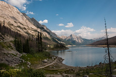 Medicine Lake, AB (JL Outdoor Photography) Tags: alberta medicine lake medicinelake jasper malignelakeroad forestfire recovery
