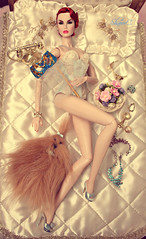 Dasha d'Amboise (ShnoorC.) Tags: integrity toys fashion royalty dasha doll barbie