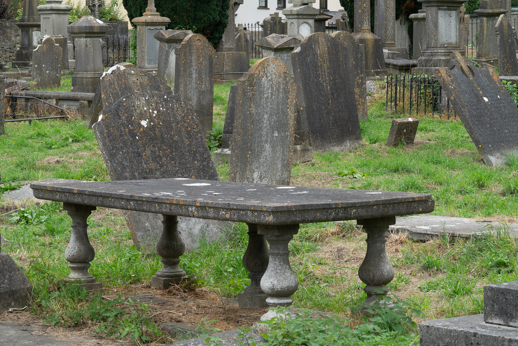 OLD CHURCHYARD KNOWN AS ST. JOHN'S [DUBLIN ROAD KILKENNY]-142935