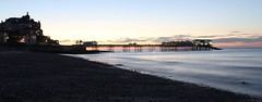 Cromer Pier (spencer77) Tags: northnorfolk norfolk sunset beach pier cromer