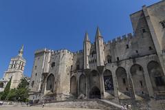 Avignon (Pierre ESTEFFE Photo d'Art) Tags: ville papa citã© rempart