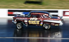 Chevy_1874 (Fast an' Bulbous) Tags: santapod dragstalgia racecar motorsport fast speed power acceleration car vehicle automobile outdoor nikon