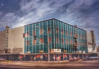 Stockton California - J J Newberry and Company - Historic