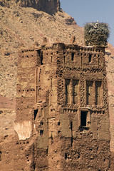 2018-4462 (storvandre) Tags: morocco marocco africa trip storvandre telouet city ruins historic history casbah ksar ounila kasbah tichka pass valley landscape