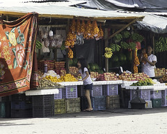 I Want.... (Beegee49) Tags: market fruit stand girl crying child bacolod city philippines