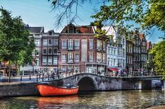 Amsterdam (Aránzazu Vel) Tags: arquitectura architecture holland netherlands città city ciudad urban cityscape holanda amsterdam