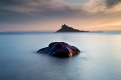 THE MOUNT (midlander1231) Tags: mountsbaycornwall mountsbay penzance cornwall landscape castle england uk seascape sky sunset nature