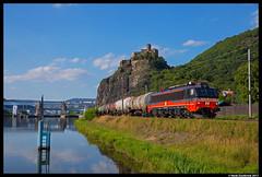 IDS Cargo 365 001, Ústí nad Labem 23-08-2017 (Henk Zwoferink) Tags: ústínadlabem tsjechië cz loko nmbs sncb b 1203 reeks12 12 hle t12 reeks 365 001 henk zwoferink ids cargo elbe elbtal