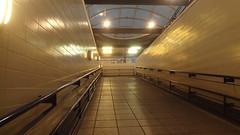 Blackburn Lancashire (Zak Aesop) Tags: blackburn streetlights subway underpass