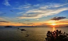Isolotto dello sparviero (giannipiras555) Tags: landscape sunset isole sole natura panorama toscana