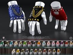 Ascend Punk Unisex Bento Gloves (AscendSL) Tags: signature gianni slink physique maitreya lara belleza isis freya original hg mens womens mancave gloves exclusive sl punk ascend